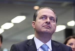 Acidente matou Eduardo Campos e mais seis pessoas em 2014 Foto: Marcos Alves / Agência O Globo