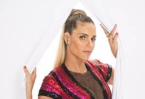 Fernanda Lima: última temporada do 'Amor & sexo' Foto: Divulgação/TV Globo/Renato Rocha Miranda