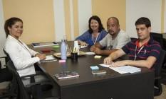 Profissionais de diferentes áreas poderão dar suporte aos que pretendem abrir um negócio próprio Foto: Hermes de Paula / Agência O Globo