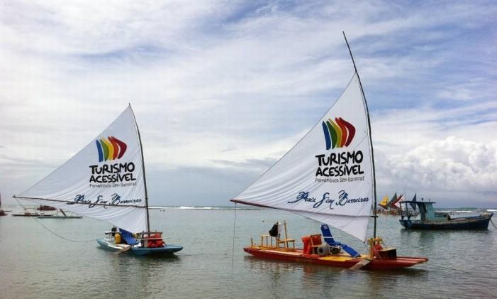 Porto de Galinhas, Pernambuco Foto: Divulgação