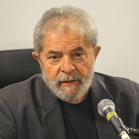 O ex-presidente Lula Foto: Heinrich Aikawa - 20/01/2016 / Instituto Lula