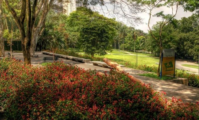 Parque Burle Marx Foto: Caio Pimenta/ SPTuris