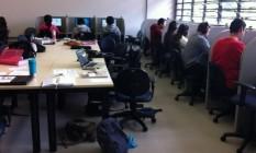Laboratório de idiomas: UFRJ ganhará instalação semelhante em 2016 Foto: Divulgação/Grupo Mais Unidos
