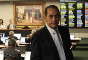 O ex-deputado João Paulo Cunha foi condenado a seis anos e quatro meses de prisão Foto: Ailton de Freitas / Agência O Globo/10-9-2013