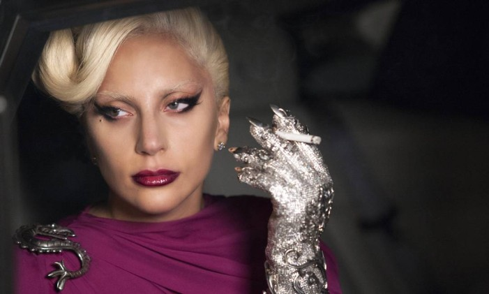 Lady Gaga em cena de 'American Horror Story: Hotel' Foto: Divulgação