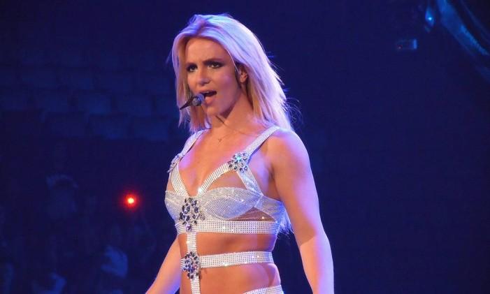 A cantora Britney Spears Foto: Divulgação