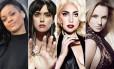 Rihanna, Katy Perry, Lady Gaga e Britney Spears