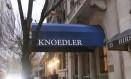 Fachada da galeria Knoedler, em novembro de 2011 Foto: TINA FINEBERG / NYT