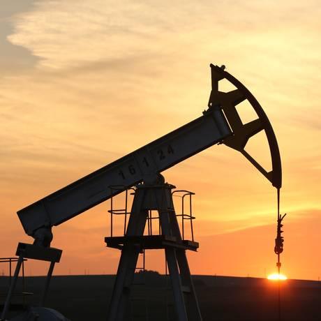 Exploração de petróleo. Andrey Rudakov/Bloomberg Foto: Andrey Rudakov / Bloomberg