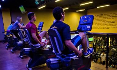 Academias SmartFit Foto: Guito Moreto / Agência O Globo