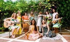 """Cultura e política. Artistas do coletivo """"Saaanta mãe"""", que usa as redes sociais para discutir temas como racismo e machismo Foto: Divulgação/ Bel Junqueira"""