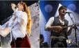 Florence + The Machine e Mumford & Sons se apresentam no dia 14, no Metropolitan