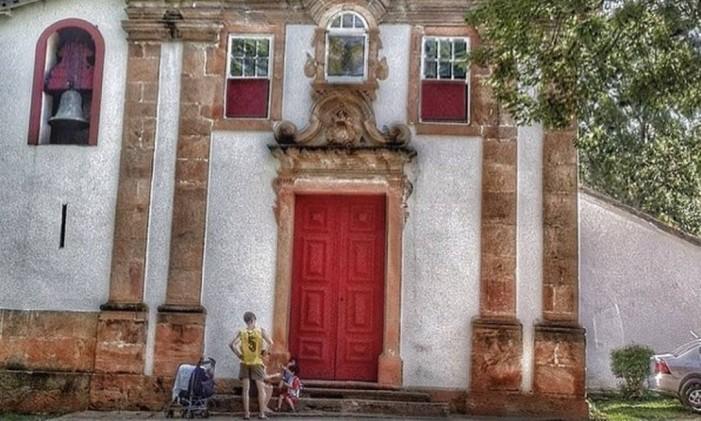 Tiradentes, Minas Gerais, Brasil Foto: @aclac / Instagram