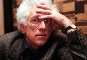 O crítico literário búlgaro Tzvetan Todorov, ex-aluno de Roland Barthes Foto: Chester Higgins Jr. / The New York Times