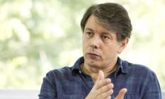 Marcelo Viana, novo diretor-geral do Instituto Nacional de Matemática Pura e Aplicada (Impa): planos ambiciosos apesar de previsão de orçamento menor Foto: Ana Branco