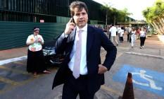 O ex-deputado federal Luiz Correia ArgAlo dos Santos (SD-BA) Foto: Ailton de Freitas - 14/10/2014 / O Globo