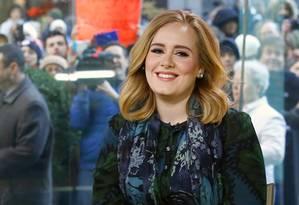 A cantora Adele Foto: Heidi Gutman / AP