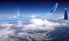 Google usa drones da Titan, com envergadura de 50 metros Foto: DIVULGAÇÃO