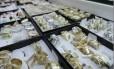 O Inmetro vai fiscalizar as bijuterias fabricadas pela indústria nacional e as trazidas pelos importadores