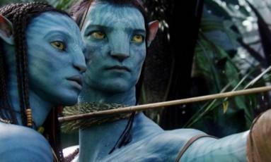 """Cena do primeiro filme """"Avatar"""" Foto: Reprodução/ NME"""