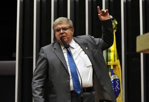 O deputado Carlos Marun (PMDB-MS) Foto: Divulgação / Luís Macedo / Câmara dos Deputados