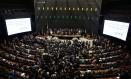 O plenário da Câmara dos Deputados Foto: Jorge William / Agência O Globo (02/02/2016)