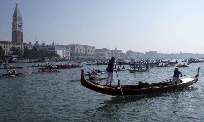 Veneza Foto: MANUEL SILVESTRI / REUTERS