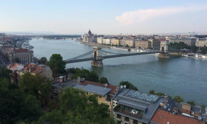 Budapeste Foto: Zean Bravo / Agência O Globo