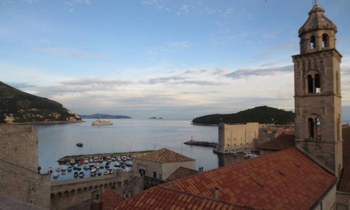 Dubrovnik, Croácia Foto: Cristina Massari / Agência O Globo