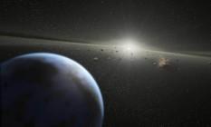 Materiais e elementos químicos presentes em asteroides passarão a ser explorados com aopoi do governo de Luxemburgo Foto: Nasa / Divulgação/Nasa/20.04.2005