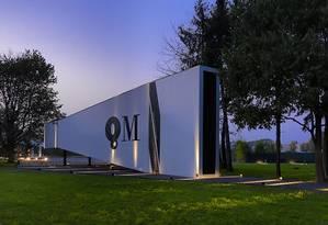 Molteni Museum na cidade de Guissano Foto: Divulgação