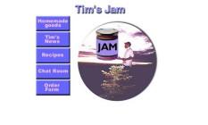 """O projeto para o site da """"Geleia do Tim"""" já esteve armazenado no endereço facebook.com Foto: INTERNET ARCHIVE"""