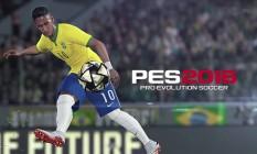 Na versão gratuita os jogadores podem escolher a seleção brasileira Foto: DIVULGAÇÃO