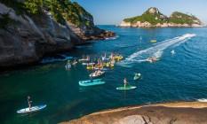 Caravana: Travessia para as Ilhas Tijucas Foto: Vitor Marigo / Divulgação