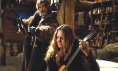 Cena do filme 'Os oito odiados' Foto: Reprodução