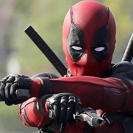 Filme / Deadpool Foto: Divulgação