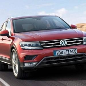 Volkswagen Tiguan Foto: Divulgação
