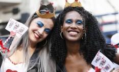 A beleza da diversidade Foto: Agência O Globo