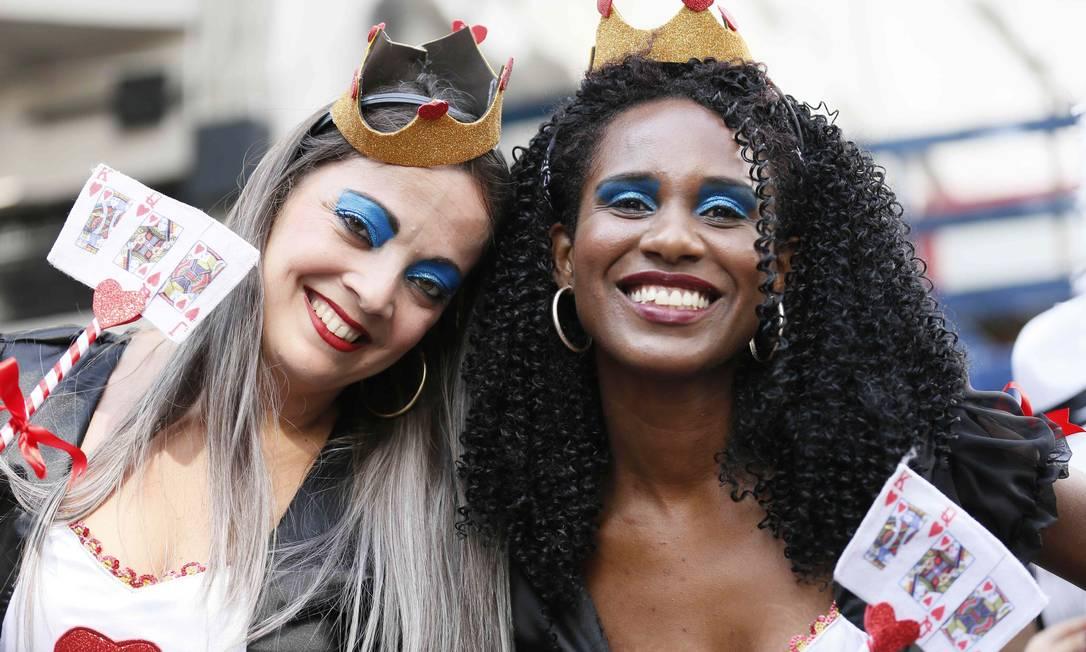 A beleza da diversidade Agência O Globo