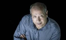 Fernando Cocchiarale, novo curador do MAM Foto: Leo Martins / O Globo