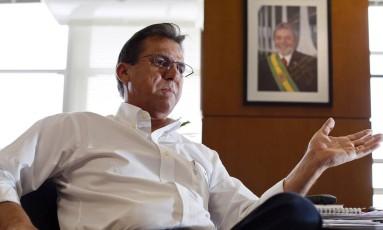 Luiz Marinho diz que sítio foi 'disponibilizado' para Lula Foto: Edilson Dantas / Agência O Globo