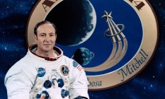 Foto oficial de Mitchell, que integrou a equipe da Apollo 14 Foto: Nasa