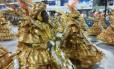 As baianas da Império Serrano