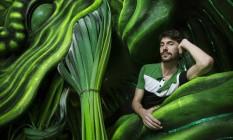 Domenico Salvatore: Dom Quixote na avenida Foto: Leo Martins / Agencia O Globo