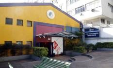 Espaço Cultural Sergio Porto, no Humaitá Foto: Fabio Rossi / O Globo