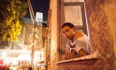 Vanessa Moreira, vizinha do Sambódromo há duas décadas: perto da Sapucaí, sobrados viram comércios em busca de um pouco de lucro Foto: Angelo Antonio Duarte / O Globo