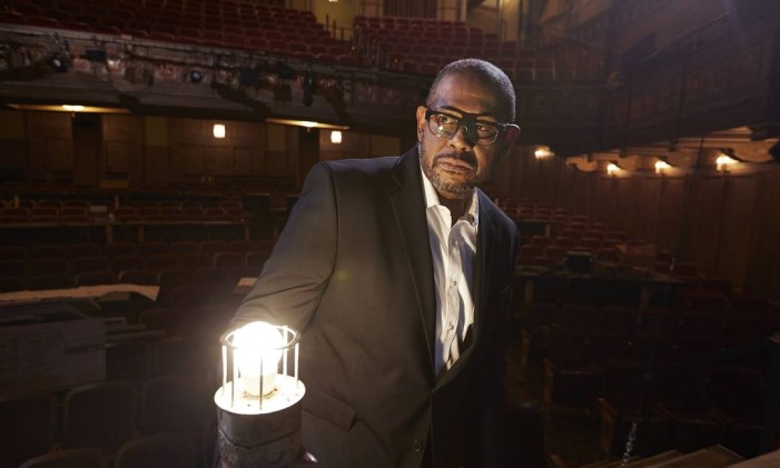 O ator Forest Whitaker Foto: Jake Chessum/The New York Times / NYT