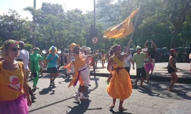 Ivone Lara, Clara Nunes, Beth Carvalho e Jovelina Pérola Negra estão no repertório do bloco Foto: Clarissa Stycer / O Globo