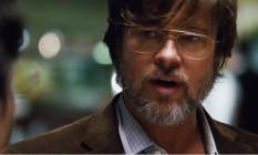 """Corrida ao Oscar. Brad Pitt é uma das estrelas de """"A grande aposta"""" Foto: Divulgação"""