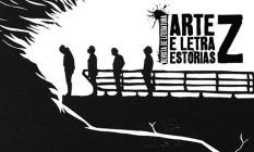 """Capa da revista """"Arte e Letra: Estórias"""" Foto: Divulgação"""